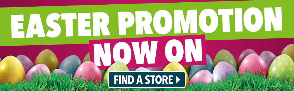 EASTER PROMOTION 2018