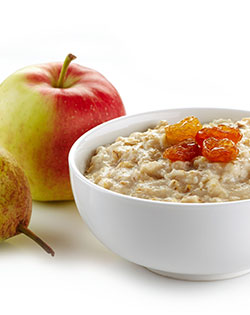 APPLE SULTANA PORRIDGE