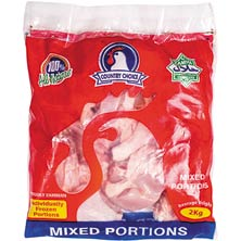 COUNTRY CHOICE MIXED PORTIONS 2KG, 44.99