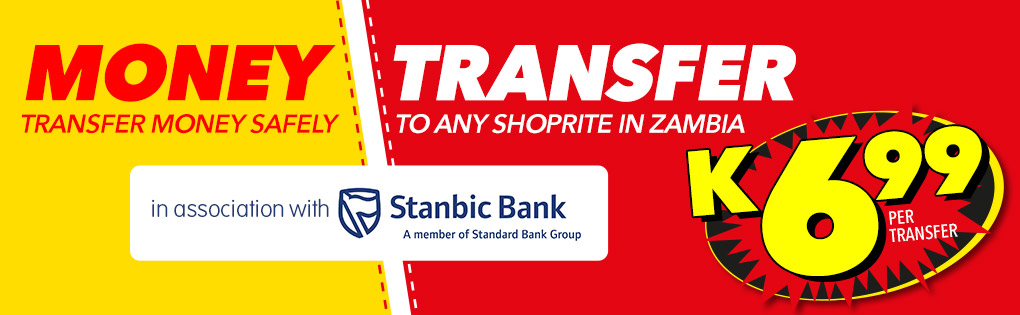 SHOPRITE MONEY TRANSFERS – TRANSFER MONEY SAFELY