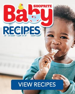 SHOPRITE BABY RECIPES