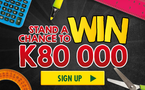 STAND A CHANCE TO WIN